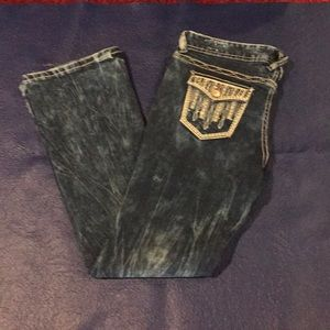 Denim - Beautiful Short and Sexy Jeans.